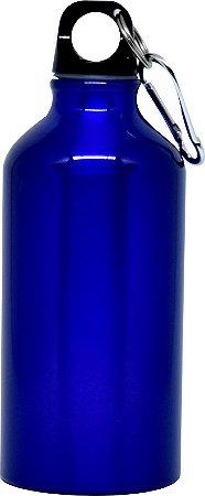 Squeeze com Chaveiro 500ml - Azul