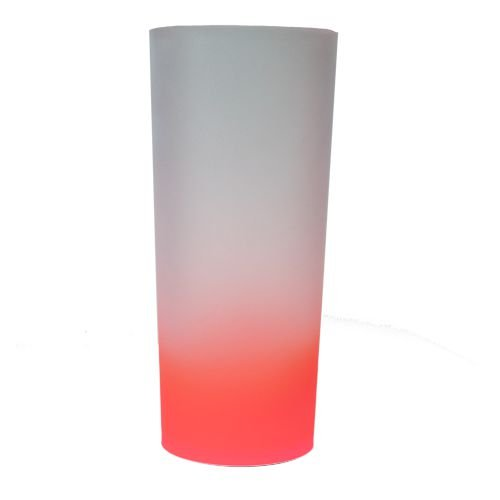 Copo Long Drink Jateado - Vermelho