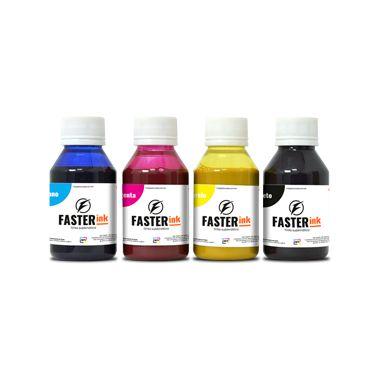 Kit de Tinta Sublimática - Faster Ink + Perfil de Cor