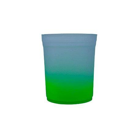 Balde de Pipoca Jateado 1,4L - Verde