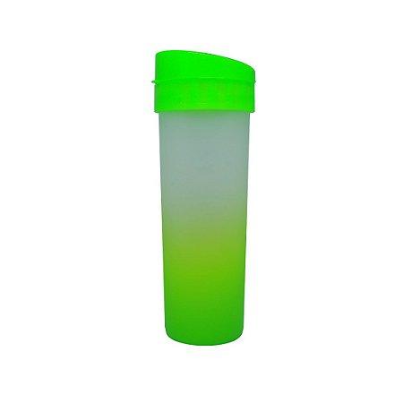 Garrafa Eco Water 450ml - Jateada Verde
