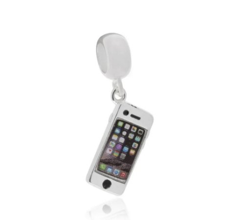 Berloque IPhone Prata 925