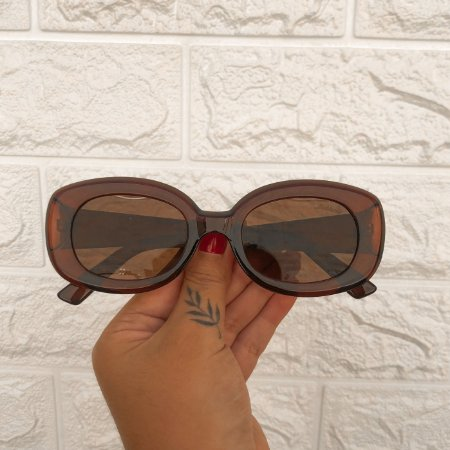 Óculos Marina Marrom