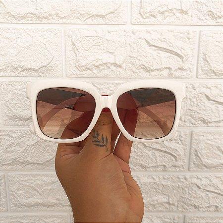 Óculos Leticia Branco