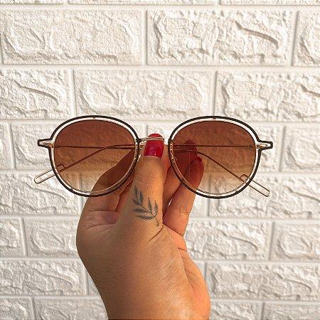 Óculos Tay Marrom