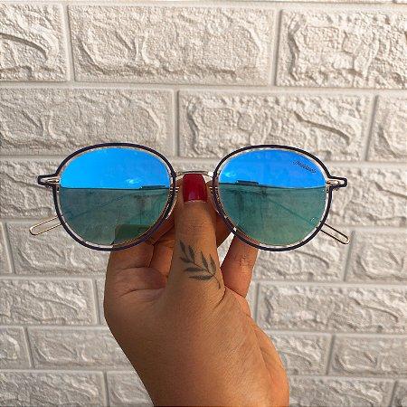 Óculos Tay Azul