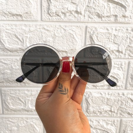 Óculos Duda Transparente