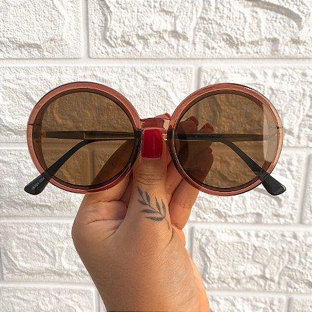 Óculos Duda Vinho
