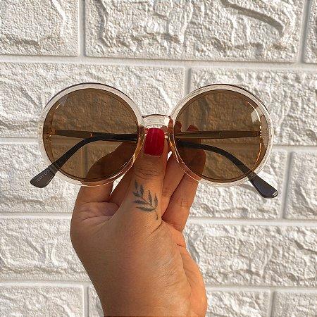 Óculos Duda Marrom