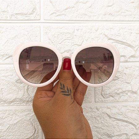 Óculos Poly Branco