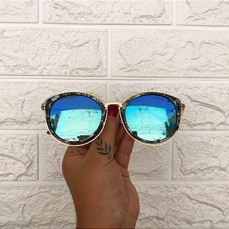 Óculos Vivian Azul