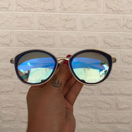 Óculos Rafa Azul