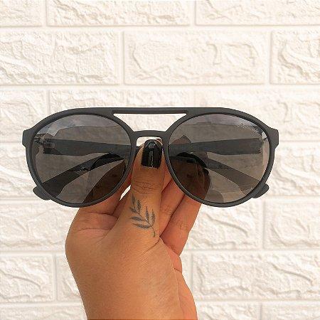 Óculos Maike Preto Fosco