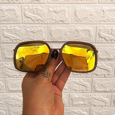 Óculos Sun Amarelo