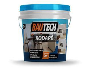 BAUTECH RODAPE BALDE 12 KG