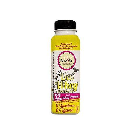 7926680c0 Iogurte Uai Whey Protein Banana   22g Proteína (250g) - Food4fit (Entregue  somente
