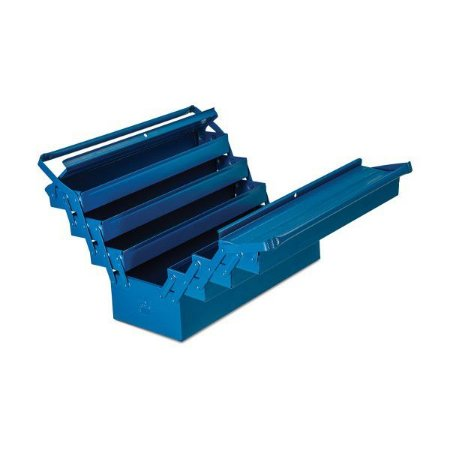 Caixa para ferramentas sanfonada com 7 gavetas 100 FBAS 13490