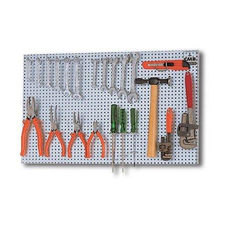 Painel perfurado chapa de aço para ferramentas PAN PF ´