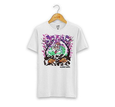 Camiseta Masculina Edição Halloween - Alliance Brasil (Pré-venda)
