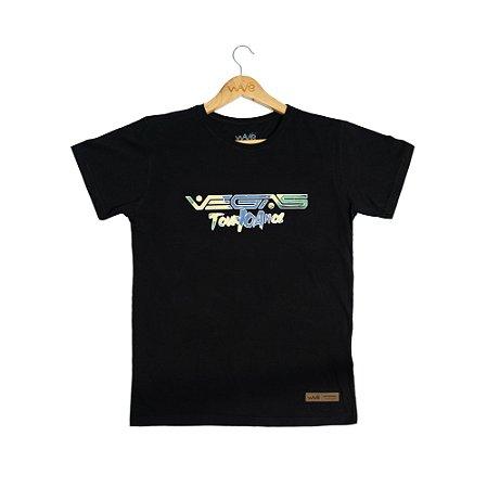 Camiseta Tour 10 Anos - Vegas