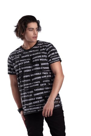 Camiseta Full Print - Shapeless