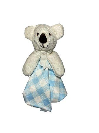 Naninha Bebê Urso Azul Lessa Kids
