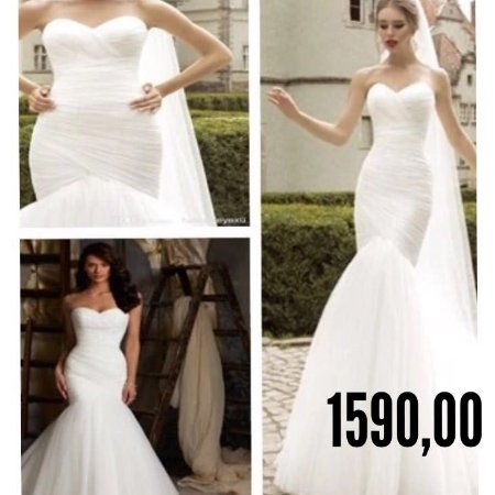 Vestido de noiva Two