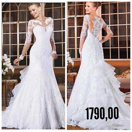 Vestido de noiva Eleven