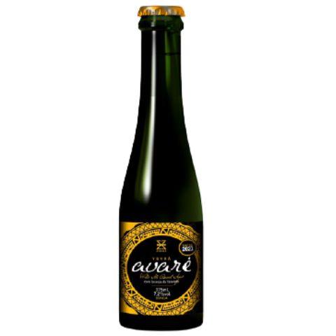 Cerveja Zalaz Ybirá Avaré Safra 2021 Wild Ale Barrel Aged - 375ml