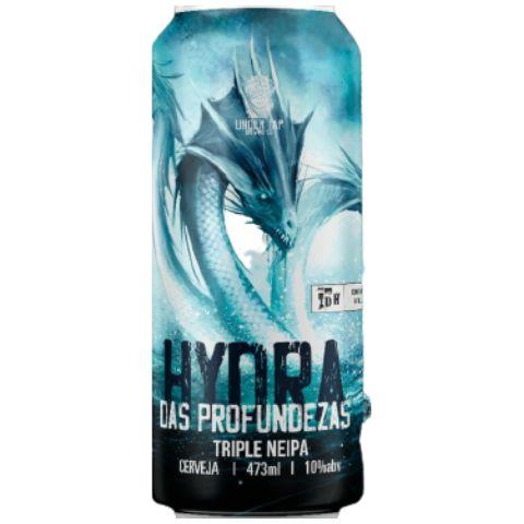 Cerveja Under Tap Hydra das Profundezas Triple NEIPA Lata - 473ml