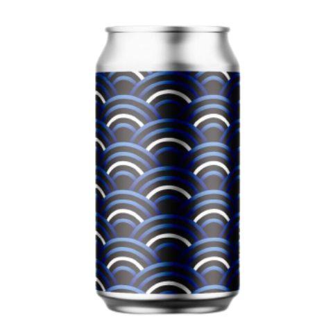 Cerveja Croma Oreo Shake Russian Imperial Stout C/ Cacau e Oreo Lata - 350ml
