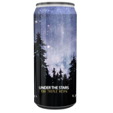 Cerveja Spartacus Under The Stars TDH Triple NEIPA Lata - 473ml