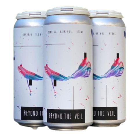 Cerveja Koala San Brew Beyond The Veil Double IPA Lata - 473ml