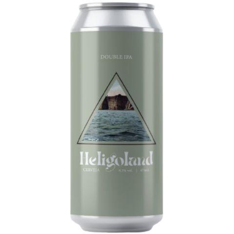 Cerveja Koala San Brew Heligoland Double IPA Lata - 473ml