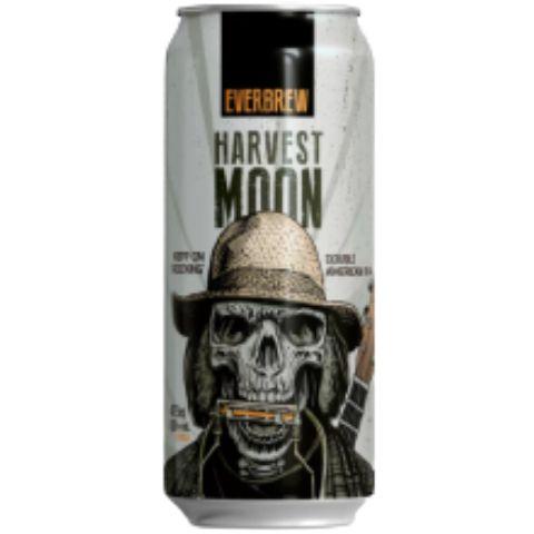Cerveja EverBrew Harvest Moon Double American IPA Lata - 473ml