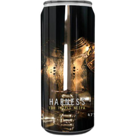 Cerveja Spartacus Harness TDH Triple NEIPA Lata - 473ml