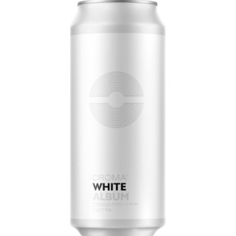 Cerveja Croma White Album Juicy IPA Lata - 473ml