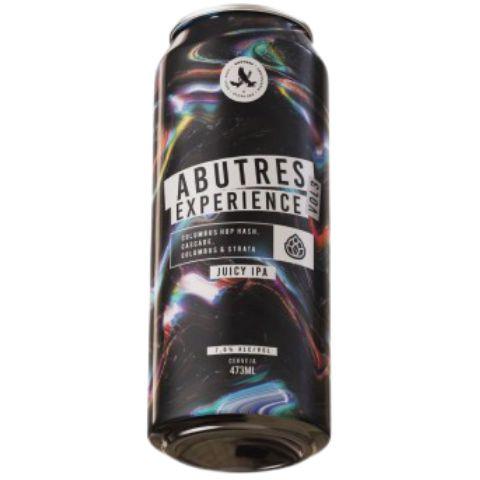 Cerveja Abutres Experience Vol 3 Juicy IPA Lata - 473ml