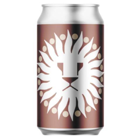 Cerveja Croma Macadan Barley Wine C/ Macadâmia e Noz Pecan Lata - 350ml