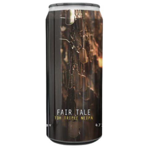Cerveja Spartacus Fair Tale TDH Triple NEIPA Lata - 473ml