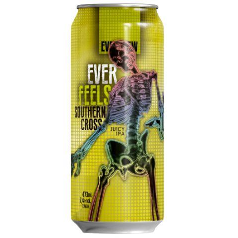Cerveja EverBrew Everfeels Southern Cross Juicy IPA Lata - 473ml