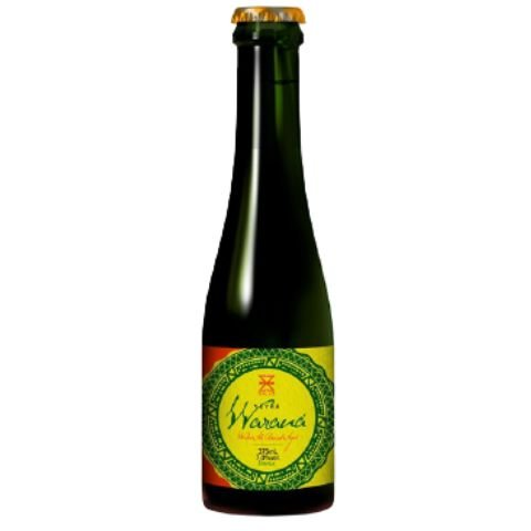 Cerveja Zalaz Ybirá Waraná Wild Ale Barrel Aged - 375ml