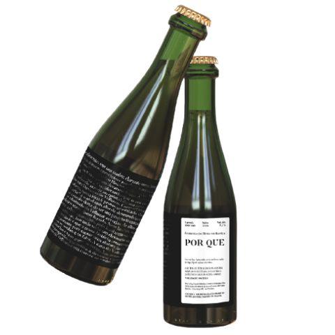 Cerveja Devaneio do Velhaco Por Que 3 Fermentação Mista em Barrica - 375ml