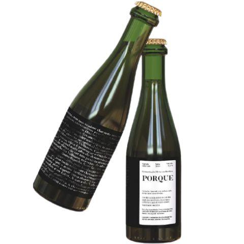 Cerveja Devaneio do Velhaco Porque 2 Fermentação Mista em Barrica - 375ml