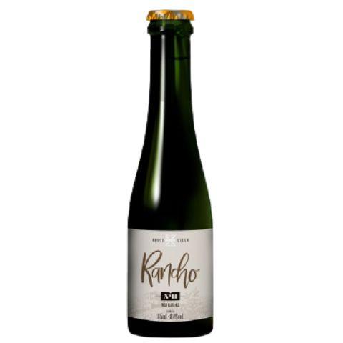 Cerveja Zalaz Spontaneus #11 Rancho Wild Blond - 375ml