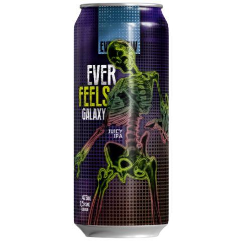 Cerveja EverBrew EverFeels Galaxy Juicy IPA Lata - 473ml