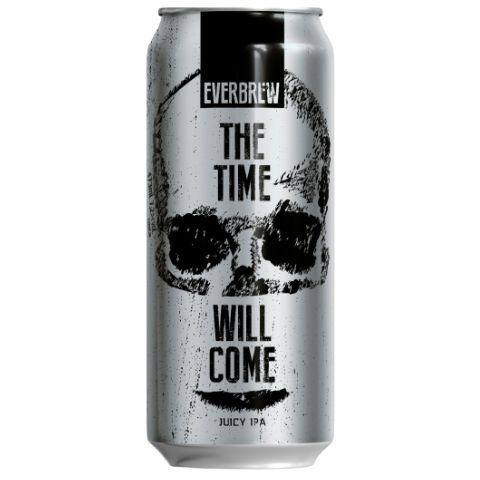 Cerveja EverBrew The Time Will Come Juicy IPA Lata - 473ml