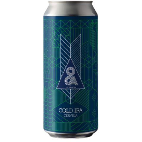 Cerveja Oca Cold IPA Lata - 473ml