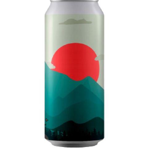 Cerveja Suricato Ales Dankblazer Double Hazy IPA Lata - 473ml