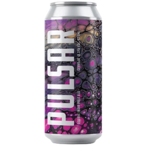 [PRÉ-VENDA] Cerveja Koala San Brew Pulsar Double IPA Lata - 473ml [ENVIO A PARTIR DE 04/10]